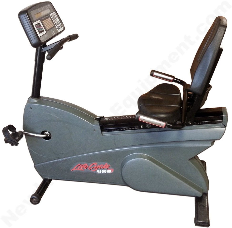 Life Fitness 9500hr Next Generation Treadmill Manual: Life Fitness 9500 HR