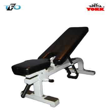 york adjustable bench total fitness outlet