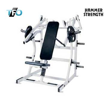 Hammer-strength-seated-chest-press