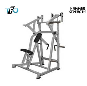 Hammer Strength Iso Row - Total Fitness Outlet