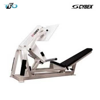 cybex leg press machine weight
