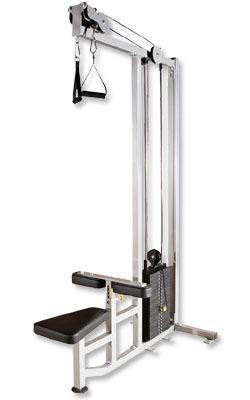Nautilus Steel Lat Pull Down Total Fitness Outlet